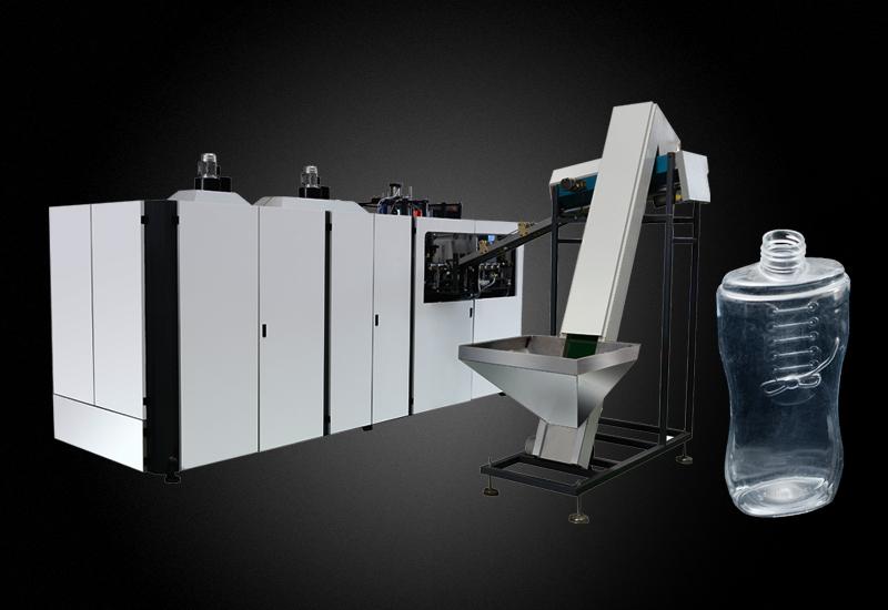 全自动高速直线式吹瓶机YM-BL600-2