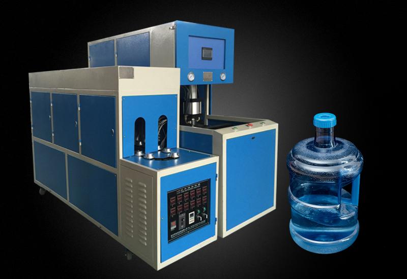 裕名YM-4P 10L 水瓶油瓶半自动吹瓶机