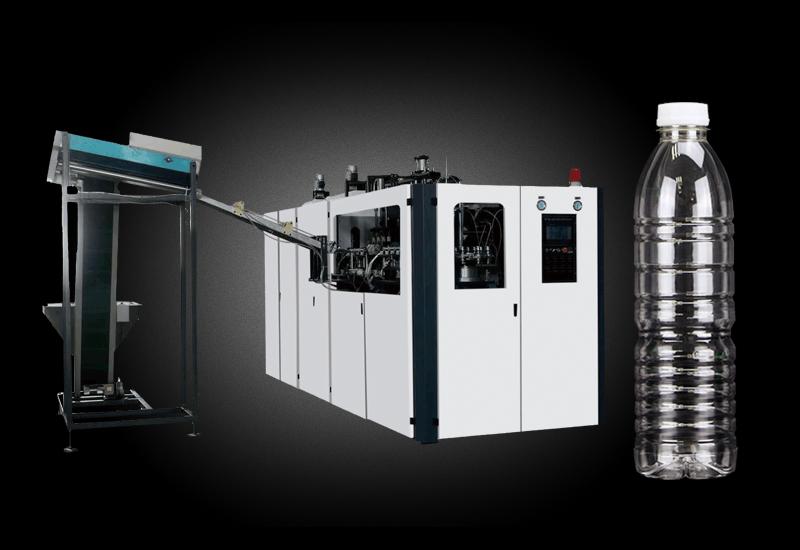 2L 一出二 PET瓶全自动吹瓶机 YM-BL2000-2