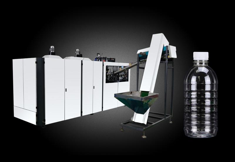 YM-BL600-4-S全电式直线式高速全自动吹瓶机
