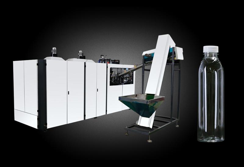 一出六PET小瓶 水瓶 果汁瓶全自动吹瓶机 YM-BL600-4