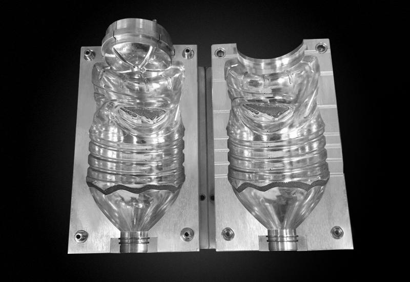 1腔7L水瓶吹瓶模具,吹塑模具